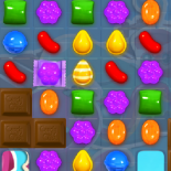 Foto: Screenshot fra Candy Crush Saga