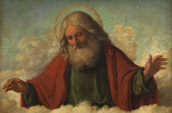 Foto: Public Domain (Cima da Congelgiano - God the Father)