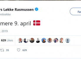 Regeringen afskaffer 9. april til fordel for den 31. april