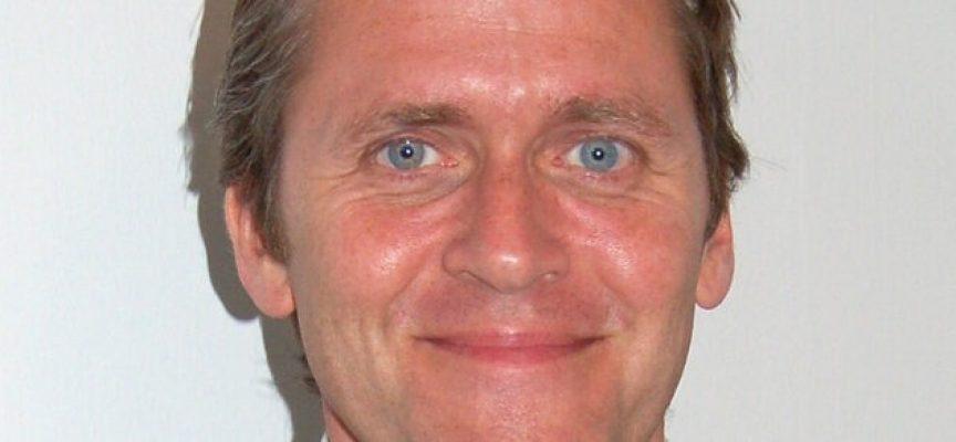 Der er noget ved Anders Samuelsens øjne…