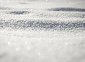 Chokafsløring: Det holder op med at sne