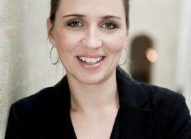 Mette Frederiksen valgt til elevrådsformand