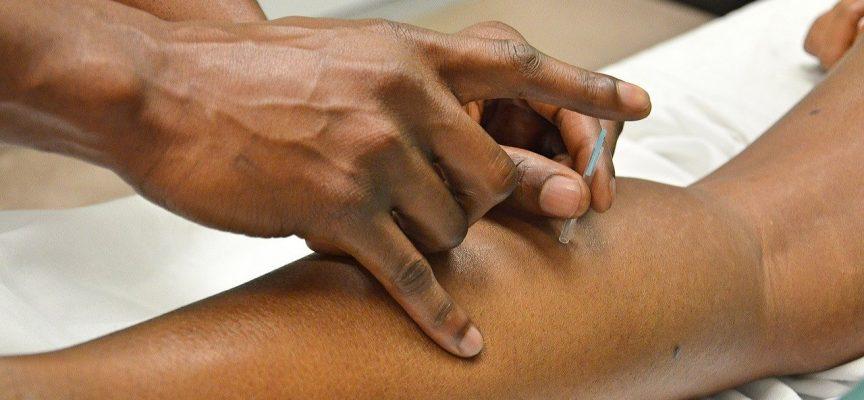 Eks-narkoman har succes som akupunktør