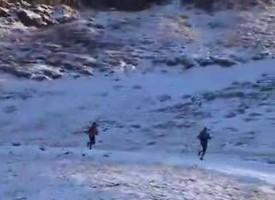 Ny træningsdille: Polarløb tværs over indlandsisen