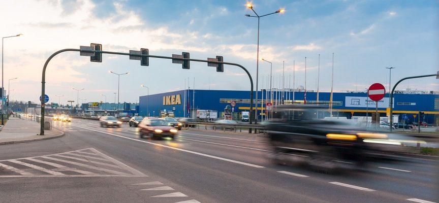 Familie forsvundet i Ikea