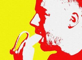 Bananspisning for mænd: Sådan undgår du homoerotik