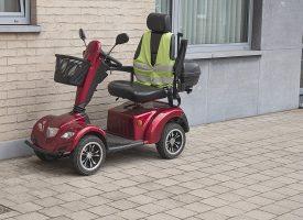 Forsvaret køber handicapscootere