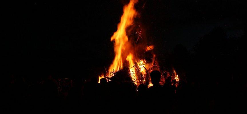 Nordjysk sagsbehandler brændt som heks