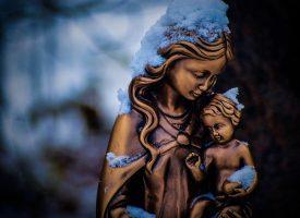 Fra arkivet: De unge jomfrumødre