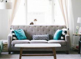 Din sofa savner dig, når du går