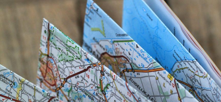 Papirbaseret GPS lanceret