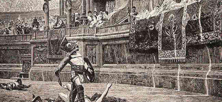 Gladiatorkamp afløser valgdebat på TV 2