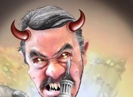 Politisk modstander indrømmer: Ja, jeg er ond