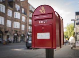 Post Danmarks nye idé: Hent dit brev hos afsenderen