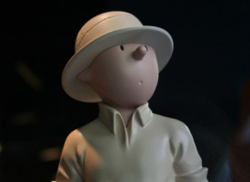 Nyopdaget album: Tintin i Sverige
