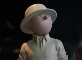 Rokoko Classic: Nyopdaget album: Tintin i Sverige