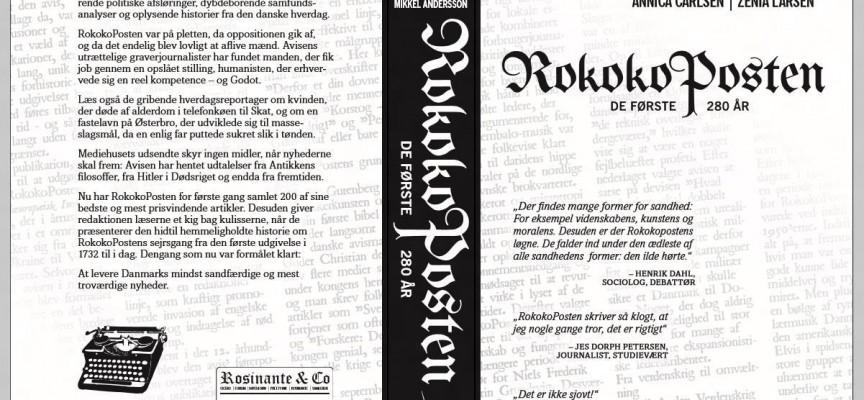 Boganmeldelse: RokokoPosten – de første 280 år