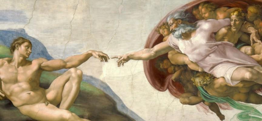 Rygter fra Himmeriget: Gud løj om skabelse