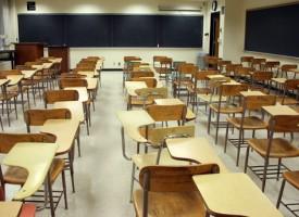 Skoleelever: Det var federe at holde fri