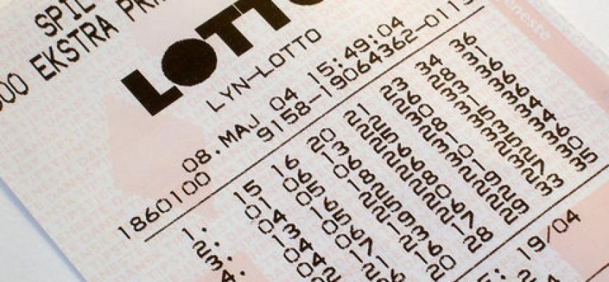 Lottomillionær savner spændingen ved at være fattig