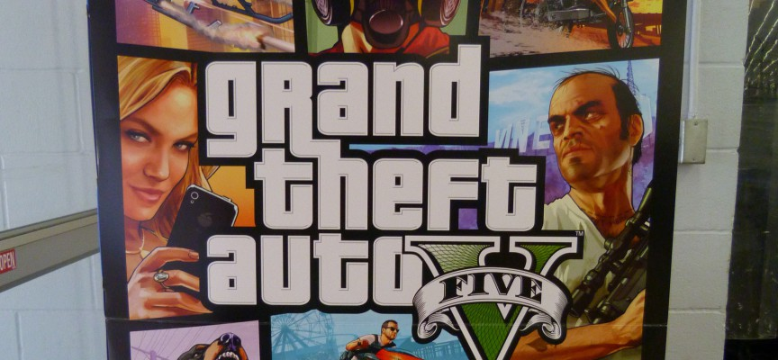 Kvinde forarget over Grand Theft Auto: Jeg kan også være voldspsykopat