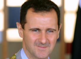Assad får Nobels Fredspris