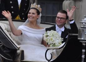 Afsløring: Kronprinsesse Victoria ikke en rigtig prinsesse