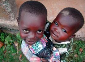 NGO til afrikanske børn: Jeres tegninger gør en forskel