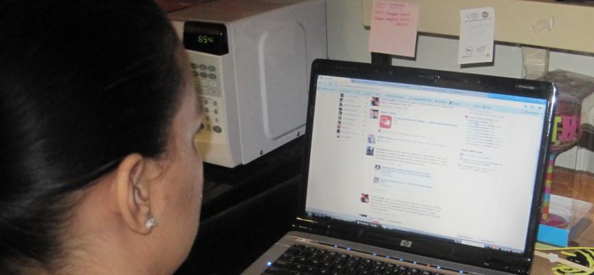 Journalist jubler: Min historie fik spalteplads på Facebook