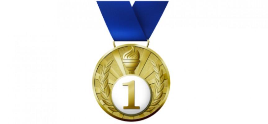Dansk OL-guld i ironisk distance