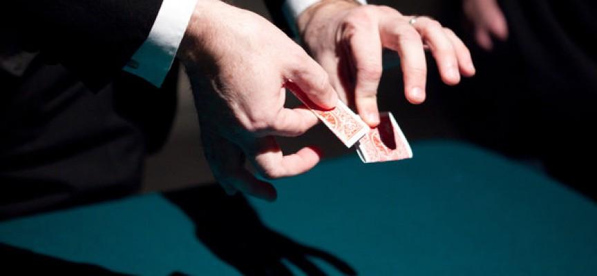 Tryllekunstnerskandale: Martin brugte rigtig magi