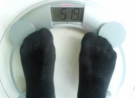 Kvinde på dødsleje er så glad for, at hun fik tabt de der 3 kilo