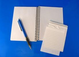 Unges brug af papir og blyant truer moderne kommunikation (fra fremtidsarkivet, år 2182)