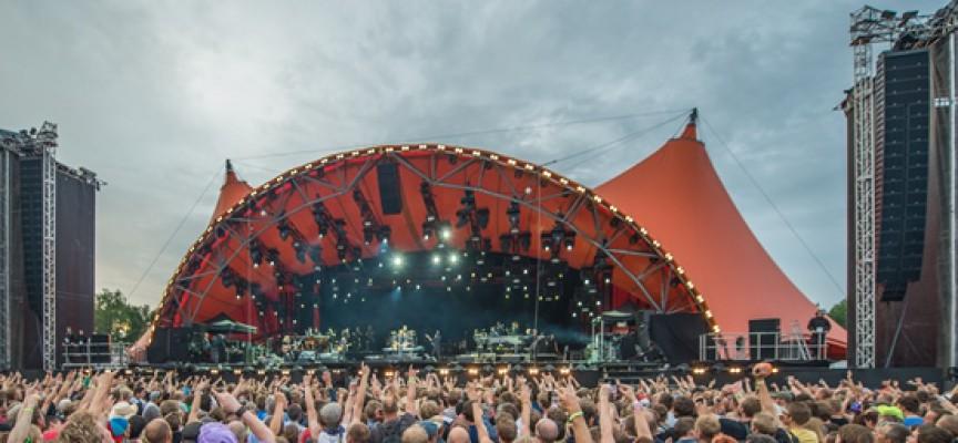 Journalister går nye veje: Endelig afslører vi alt om Roskilde Festival