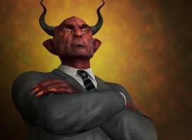 Satan: Jeg skal vise jer, hvad dæmonisering betyder!