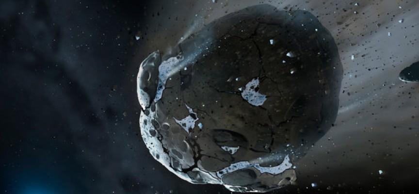 Dødbringende asteroide skal standses med dialog