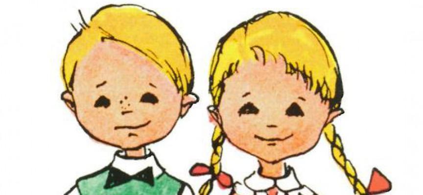 Ny lærebog: Søren og Mette hader heldagsskolen