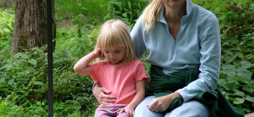 Mor til snart-børnehavebarn: Hvor er det dog nemt at forstå, hvor tiden blev af