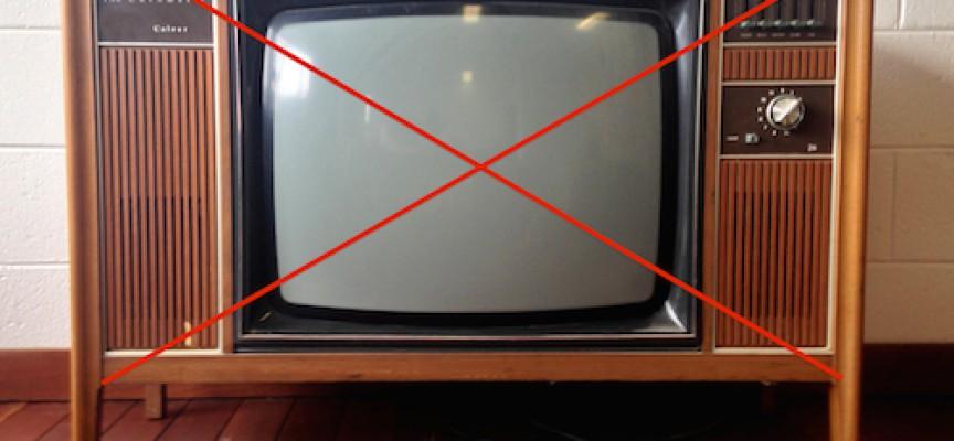 Mand vil i øvrigt sige, at han faktisk ikke engang ejer et fjernsyn