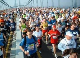 Kvinde løb maraton uden at fortælle det til nogen