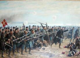 Danske borgerlige vinder 3. slesvigske krig