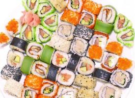 Flæskesteg, sild og sylte: Ny Nordisk Sushi er årets julefrokosthit