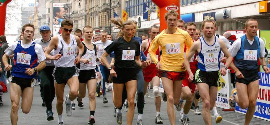 Løbere i protest: For mange biler og fodgængere i hovedstaden
