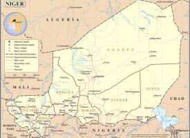 Niger ændrer navn til Afro-Amerika