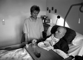 Kommuner kombinerer plejehjem og vuggestuer