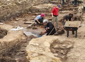 Arkæologer finder spor af bosættelser i Vestjylland