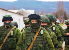 Putin vil danne en fredsring om Ukraine