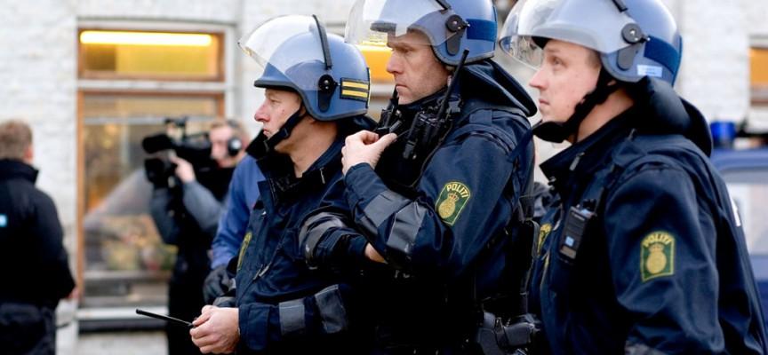 Politi neutralt i konflikt mellem indbrudstyve og villaejere