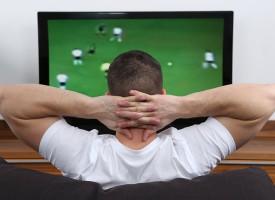 Esben fra Brønshøj hverken døde eller blev stærkere af at se fodbold i fjernsynet