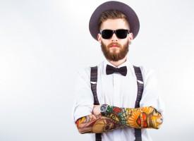 DF-hipster dropper Tulle: Federe, da de var et lille undergrundsparti